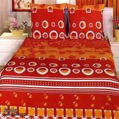 Cемейное махровое постельное белье Polents