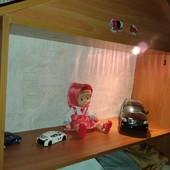 Игровой домик со светом для детей