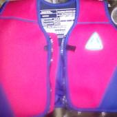 Жилет для плаванья и очки speedo futura