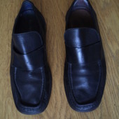Туфлі шкіряні розмір 44 Burton