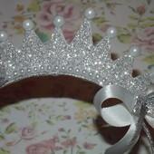 Новый год. обручі для принцес)