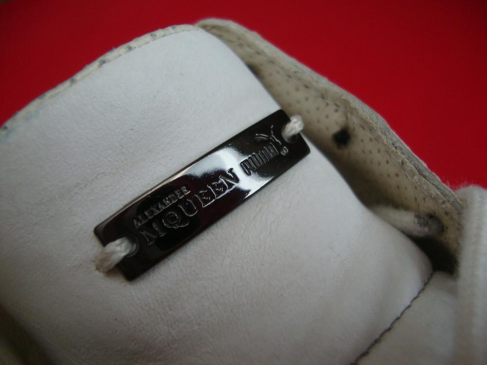 Кроссовки puma amq оригинал кожа 42 размер фото №6