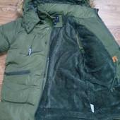 Куртка Таурус, Аляска, для мальчиков. 10 и 12 лет.