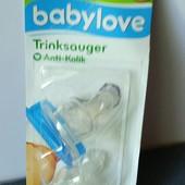 Соски на бутылочку 0-6 месяцев