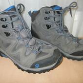 Трекинговые ботинки ,41,5р Jack Wolfskin,tex