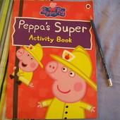 Свинка Пеппа на англійській мові