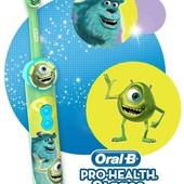 детские электрические зубные щетки из Америки корпорация монстров