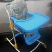 Продам стульчик для кормления Geoby в хорошем состоянии