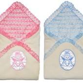 Расцветки! Конверт для новорожденных, одеяло на выписку.