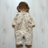 H&M. Размер 4-6 месяцев. Шикарный комбинезон для новорожденного. Состояние: новой вещи.
