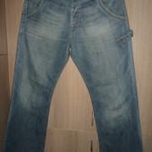 джинсы мужские W36L32 пояс 98-100см