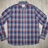 Супер стильная и качественная рубашка Easy р. XL 52-54