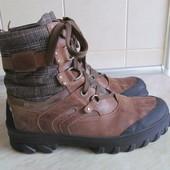 Ботинки зимние мужские р.43
