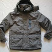 Фирменная теплая зимняя куртка Crane