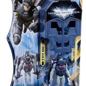 Фигурки с аксессуарами из серии Batman The dark Knight Rises от Mattel