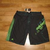 Новые шорты Adidas, р XL, оригинал, с этикеткой и серийным номером