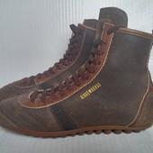 В идеале.Премиум класс ботинки Bikkembergs Оригинал 37.5-38р натур.кожа
