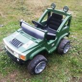 Продам электромобиль детский Hanma H2