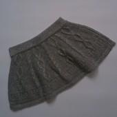 Теплая юбка George 1,5 2 года рост 86 92 см