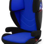 Автокресло Sparco F700i Blue