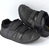 Ботинки кожа Clarks кол2015г(28,5 размер)