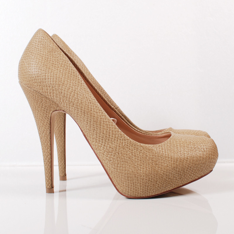 Умопомрачительные туфли на шпильке с подносочной, слегка приподнятой  платформой sh4211 фото №1 1901b5082a8