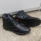 Мужские зимние ботинки Р: С 40 по 44