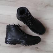 Мужские зимние ботинки Р:40,42,44
