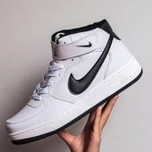 Мужские кроссовки Nike Air Force Осень-Зима