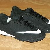 Nike (18,5 см) оригинал. Сороконожки для мальчика