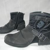 Мужские кожаные сапоги Riplay footwear р.44 дл.ст 29,5см