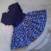 Пышное платьице Dress shop  на девочку 4 лет