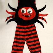 Костюм паучка (паук) Morrisons на 1,5-2 года, рост 86-92 см