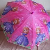 Детский зонт принцесса София