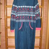 Пижама флисовая,мужская, размер L, рост до 185 см