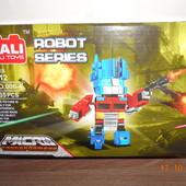 Конструктор Робот 135 деталей.