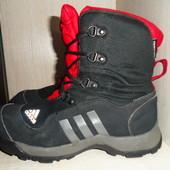 Обалденные зимние сапоги Adidas Primaloft р. 37, 5