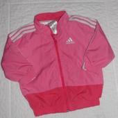 Олимпийка на 9-12 мес,80 см,от Adidas
