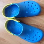 Кроксы Crocs, размер 8M, 10W., на 42.