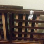 Детская кроватка 120×60