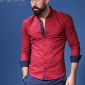 Модная стильная рубашка новинка
