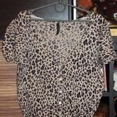 S-M болерошечка в пинт леопард от Naf Naf
