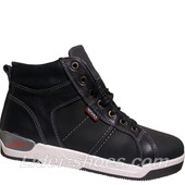 Зимние мужские ботинки на шнурках