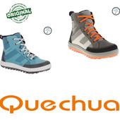 Теплые водонепроницаемые детские ботинки Quechua 28-38р.