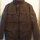 Куртка зимняя мужская, размер M-L