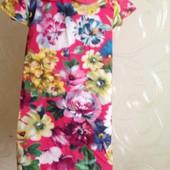Платье нарядное Nutmeg  5-6 лет 110-116 см