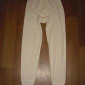 Термобелье Швейцария шерсть кальсоны мужские размер L