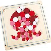 Мозаика для раскрашивания «Осьминог», Hape Артикул: E5114