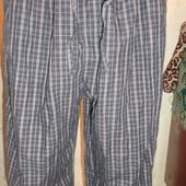 Штаны пижамные мужские,размер XL Бронь