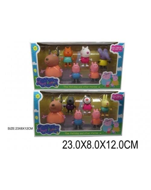 Игры Свинка Пеппа бесплатно онлайн для девочек